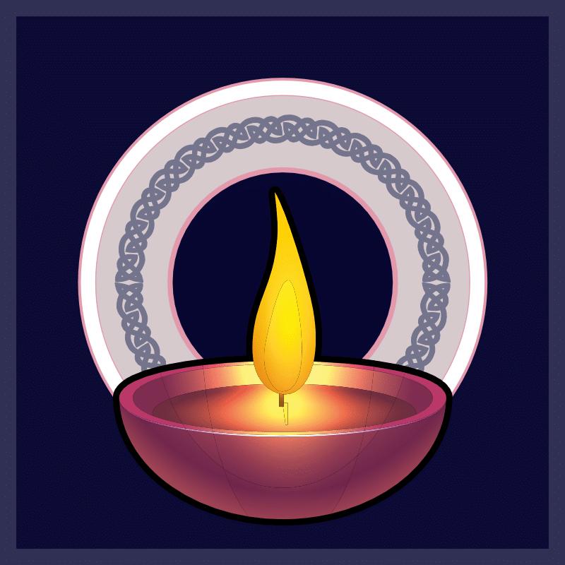 lichtmess-flamme