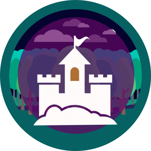 Losnaechte Icons Magischer Ort
